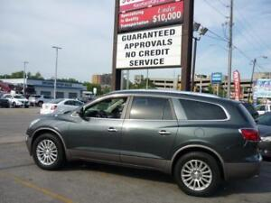 2011 Buick Enclave  7 Passenger Safety Done