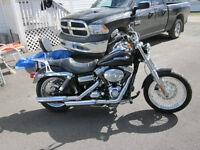 Must See 2011 H-D Dyna Super Glide w/ Low kms