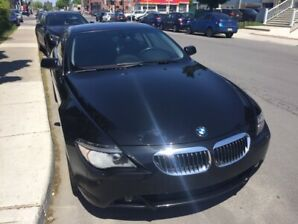 2006 BMW 6-Series 650i Berline Full Options Sport