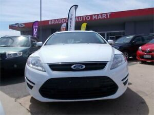 2014 Ford Mondeo MC LX TDCi White 6 Speed Direct Shift Wagon Fyshwick South Canberra Preview