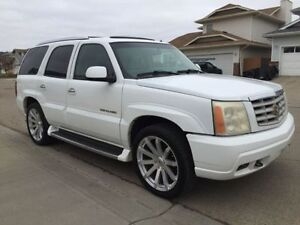 2002 Cadillac Escalade,great condition,$8000 REDUCED