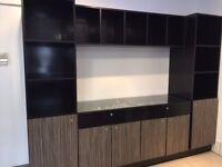 Display & Storage Unit