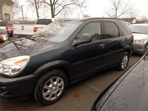 2005 Buick Rendezvous CX RUNS AND DRIVES CLEAN AS-TRADED AS-IS