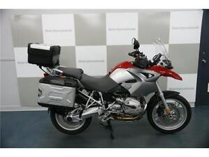 BMW R1200GS ROUGE 2004
