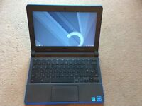 Brand new, dell chromebook, can deliver