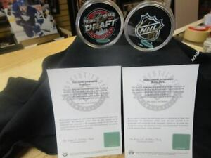 Free Packs! Chance to win UD Authentic Signed Pucks at Slapshot!