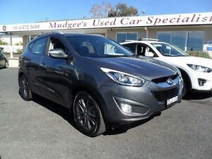 2015 Hyundai ix35 LM3 Elite Pewter Sports Automatic Wagon Mudgee Mudgee Area Preview