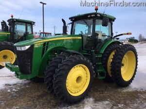 John Deere 8295R Tractor for sale! IVT w/ 1,085 Hours! $249,500!