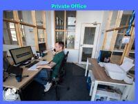 RC3 OFFICE |Creative Space| Workspace |Writer/ Graphic Designer/Animator/ Freelancer/Startup| LEYTON