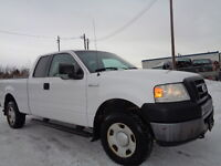 2006 Ford F-150 EXTCAB 4X4-5.4L V8 -NEW TIRES--DRIVES AMAZING