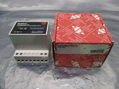 Carlo Gavazzi G34296470024 Dupline Analog Transmitter, G3429 6470024, 453448