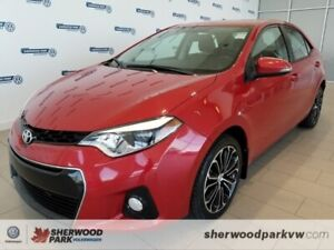 2014 Toyota Corolla Leather, Moonroof, Loaded