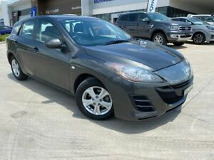 2010 Mazda 3 BL10F1 MY10 Neo Activematic Grey 5 Speed Sports Automatic Hatchback Muswellbrook Muswellbrook Area Preview