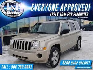 2010 Jeep Patriot Sport 4X4