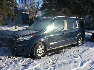 2014 Ford Transit Connect Titanium Minivan, Van