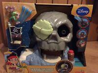 Jake & the Neverland Pirates Skull Island Playset (BRAND NEW)