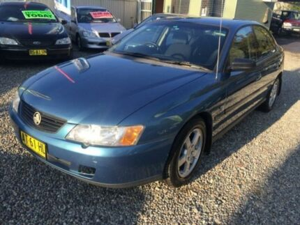2004 Holden Commodore Vyii Executive Blue 4 Speed Automatic Sedan Jewells Lake Macquarie Area Preview