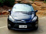 2011 Ford Fiesta WT CL Black 5 Speed Manual Hatchback Littlehampton Mount Barker Area Preview