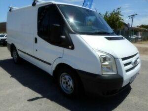 2013 Ford Transit VM MY12 Update Low (SWB) White 6 Speed Manual Van