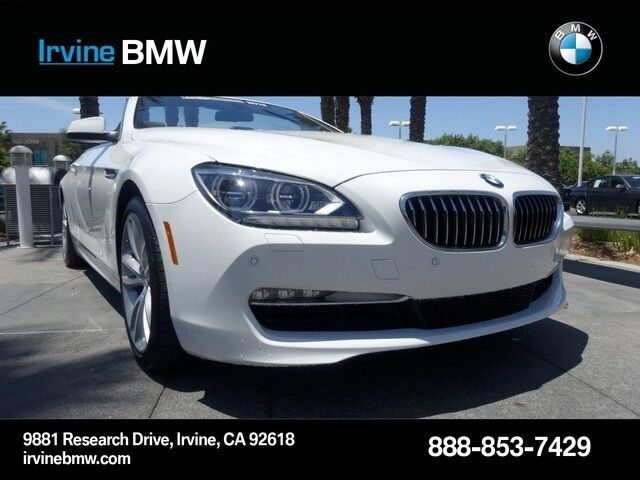 BMW : 6-Series 640i 2012 640i Convertible 3.0L NAV CD Cold Weather Package Premium Sound Package