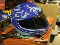 HELMET - MEDIUM, BLUE
