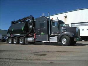 REBEL HURRICANE Hydrovac w/Full Width Rear Opening Door