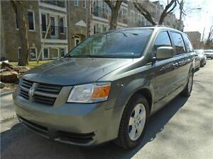 2009 DODGE GRAND CARAVAN 7 places  FINANCEMENT MAISON $70 SEMAIN