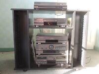 HIFI storage/display unit (not equipment)