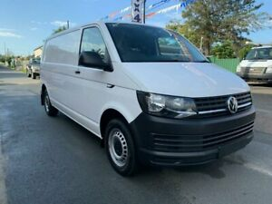 2017 Volkswagen Transporter T6 MY17 TDI 340 LWB Low White 7 Speed Auto Direct Shift Van Waratah Newcastle Area Preview