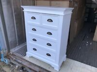 Chest Of Drawers - Brand New - Shabby Chic