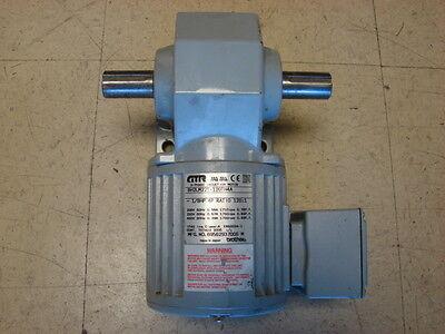 Gtr Gearmotor 18 Hp. 3ph. 4p. 1201 Bh2lm22t-120th4a