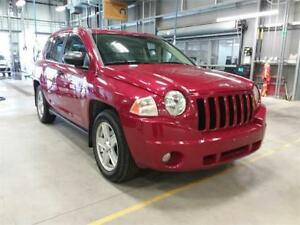 2007 Jeep Compass Sport 4WD! Clean Title! Low Mileage!