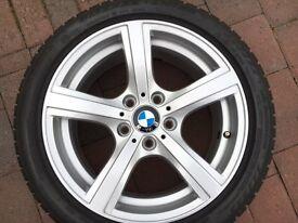 BMW Z4 Winter Wheels & Tyres