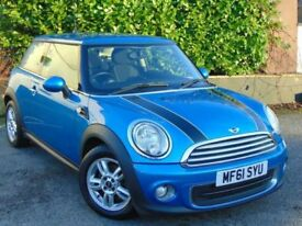 MINI HATCH ONE 1.6 ONE PIMLICO 3d (blue) 2011