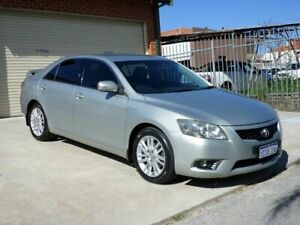 2010 Toyota Aurion GSV40R MY10 Touring Silver 6 Speed Sports Automatic Sedan Mount Lawley Stirling Area Preview