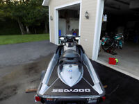 Sea-doo GTD limited 3 places