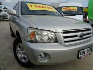 2004 Toyota Kluger MCU28R CV AWD Silver 5 Speed Automatic Wagon Enfield Port Adelaide Area Preview