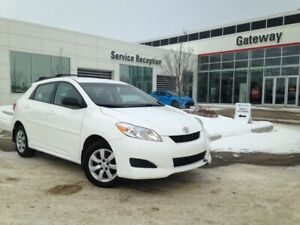 2013 Toyota Matrix AWD Keyless Entry, Bluetooth, A/C, Touch Scre
