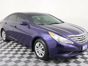 2013 Hyundai Sonata w/BLUETOOTH, HEATED SEATS, ULTRA LOW KMS!!