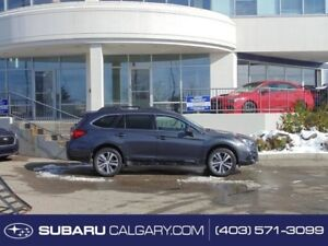 2018 Subaru Outback Limited l EYE SIGHT PACKAGE l POWER LIFTGATE