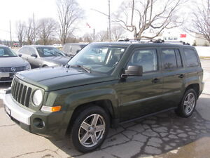IMMACULATE !!! 2007 JEEP PATRIOT LIMITED