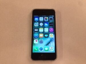 16GB iPhone 5s Space Grey (Factory Unlocked) + New Case
