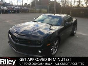 2012 Chevrolet Camaro 2SS STARTING AT $265.89 BI-WEEKLY