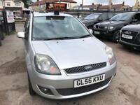 2007 Ford Fiesta 1.4 AUTOMATIC, ZETEC, 1 OWNER, FULL SERVICE HISTORY,07506507253