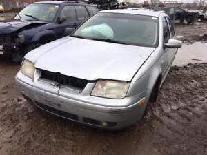 2002 VW Jetta TDI just in for parts at Pic N Save!