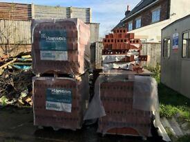 HANSON St Annes Red Smooth Bricks