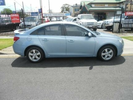 2010 Holden Cruze JG CD Blue 6 Speed Sports Automatic Sedan Hampstead Gardens Port Adelaide Area Preview