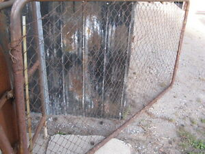 Gate Frame  4 Ft x 8 Ft Only One (1) Left. Kawartha Lakes Peterborough Area image 2