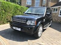 Land Rover Discovery 4 TDV6 HSE (2009 Model)