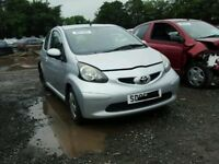 TOYOTA AYGO 2008 BREAKING FOR SPARES TEL 07814971951 HAVE FEW IN STOCK